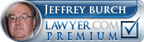Jeffrey Troy Burch  Lawyer Badge