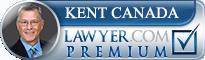Michael Kent Canada  Lawyer Badge