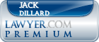 Jack W. Dillard  Lawyer Badge