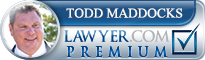 Todd D. Maddocks  Lawyer Badge