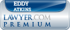 Eddy D. Atkins  Lawyer Badge