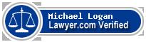 Michael Alan Logan  Lawyer Badge