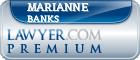 Marianne Landers Banks  Lawyer Badge
