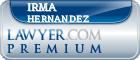 Irma Dianne Hernandez  Lawyer Badge