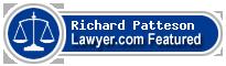 Richard B. Patteson  Lawyer Badge