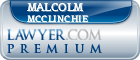 Malcolm U. Mcclinchie  Lawyer Badge