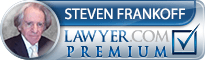 Steven Barry Frankoff  Lawyer Badge