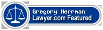 Gregory Hampton Herrman  Lawyer Badge