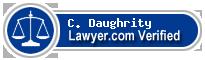 C. Lynn Daughrity  Lawyer Badge