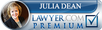 Julia Leigh Dean  Lawyer Badge