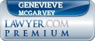 Genevieve Bacak Mcgarvey  Lawyer Badge