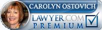 Carolyn Conklin Ostovich  Lawyer Badge