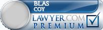 Blas Jimenez Coy  Lawyer Badge