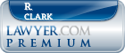 R. Yvette Clark  Lawyer Badge