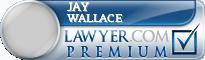 Jay Marshall Wallace  Lawyer Badge