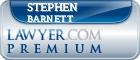 Stephen R. Barnett  Lawyer Badge