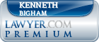 Kenneth N. Bigham  Lawyer Badge