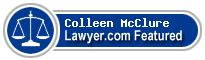 Colleen McClure  Lawyer Badge