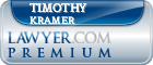 Timothy Clayton Kramer  Lawyer Badge