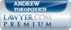 Andrew P. Yokopovich  Lawyer Badge