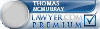 Thomas Monroe Mcmurray  Lawyer Badge