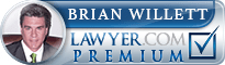 Brian John Willett  Lawyer Badge