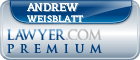 Andrew Daniel Weisblatt  Lawyer Badge