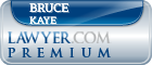 Bruce Cameron Kaye  Lawyer Badge