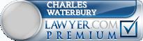 Charles Edwin Waterbury  Lawyer Badge