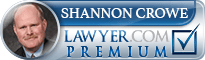 Shannon Crowe  Lawyer Badge