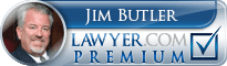 James (Jim) Richard Butler  Lawyer Badge