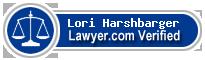Lori Ann Harshbarger  Lawyer Badge