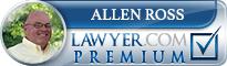 Allen Wade Ross  Lawyer Badge