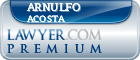 Arnulfo Medina Acosta  Lawyer Badge