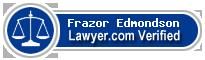 Frazor Titus Edmondson  Lawyer Badge