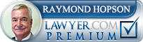 Raymond L. Hopson  Lawyer Badge