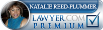 Natalie Plummer  Lawyer Badge