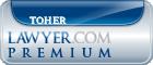 Patrick Toher  Lawyer Badge