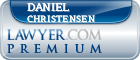 Daniel John Christensen  Lawyer Badge