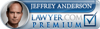 Jeffrey Owen Anderson  Lawyer Badge