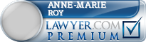 Anne-marie Roy  Lawyer Badge