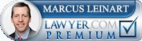 Marcus Leinart  Lawyer Badge