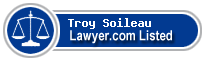 Troy Soileau Lawyer Badge