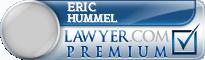 Eric Stephen Hummel  Lawyer Badge
