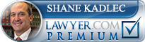 Shane R. Kadlec  Lawyer Badge