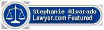 Stephanie Michelle Alvarado  Lawyer Badge