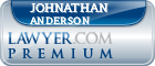 Johnathan Wesley Anderson  Lawyer Badge
