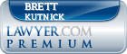 Brett David Kutnick  Lawyer Badge