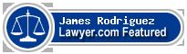 James G. Rodriguez  Lawyer Badge