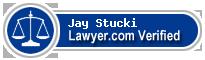 Jay Rodney Stucki  Lawyer Badge